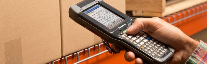 Автоматизация процессов: приемка и маркировка товара