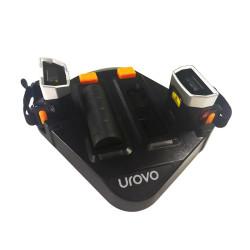 Зарядная станция HBCU2 / 5.5V-2.6A (Charging station) для U2 / слоты:2х для АКБ, 2х для сканер-кольцо/ for batteries and ring scanners
